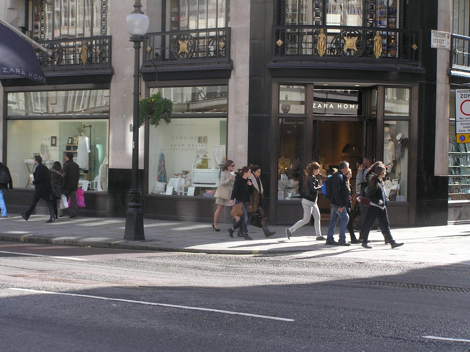 Zara fashion shops in europe and usa tiendas de zara en el mundo tendas de zara polo mundo - Bershka en londres ...